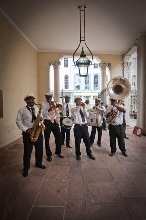 New Orleans, Louisiana Wedding full of Charm   Brass band