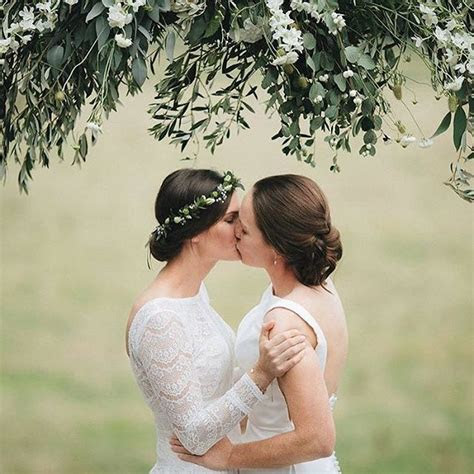 98 best Lesbian Wedding images on Pinterest   Lesbian