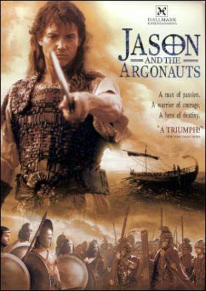 Jasón y los Argonautas en Busca del Vellocino de Oro