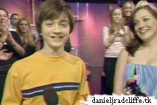 Updated: Daniel Radcliffe on TRL USA