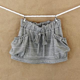 A Skirt Flip