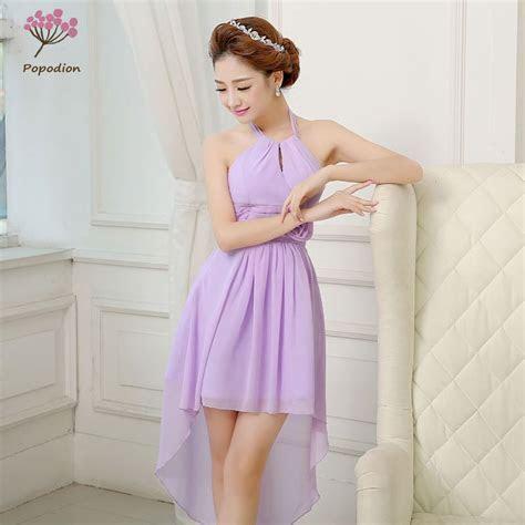 Aliexpress.com : Buy purple chiffon bridesmaid dresses