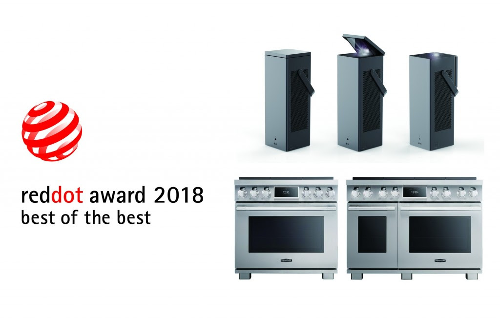 Red Dot Award 2018 Best of the Best
