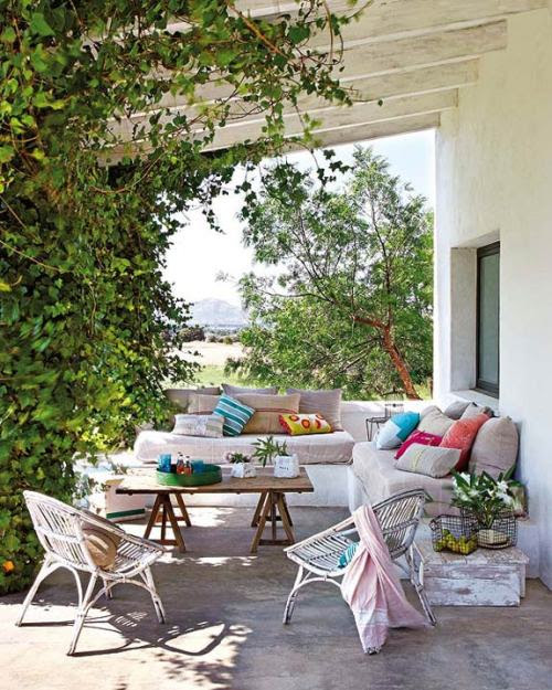 myidealhome:  summertime is in bloom (via desire to inspire)