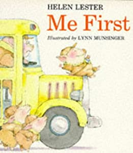 "Cover of ""Me First [ME 1ST]"""