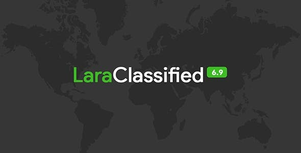 LaraClassified v6.9 - Classified Ads Web Application - nulled