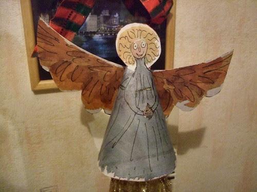 Quentin Blake's Angel