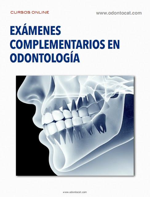 Odontocat Curso Online De Examenes Complementarios En Odontologia