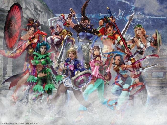 Photo box action anime wallpapers - Soul calibur wallpaper ...