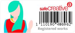 Safe Creative #1110190486962