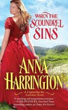 When the Scoundrel Sins (Capturing the Carlisles) - Anna Harrington