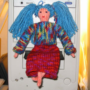 Malvina with tube skirt
