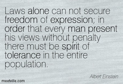 75 Quotes On Freedom Of Expression Paulcong