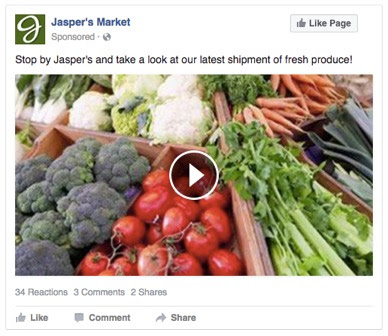 Facebook Marketing Strategy for e-commerce