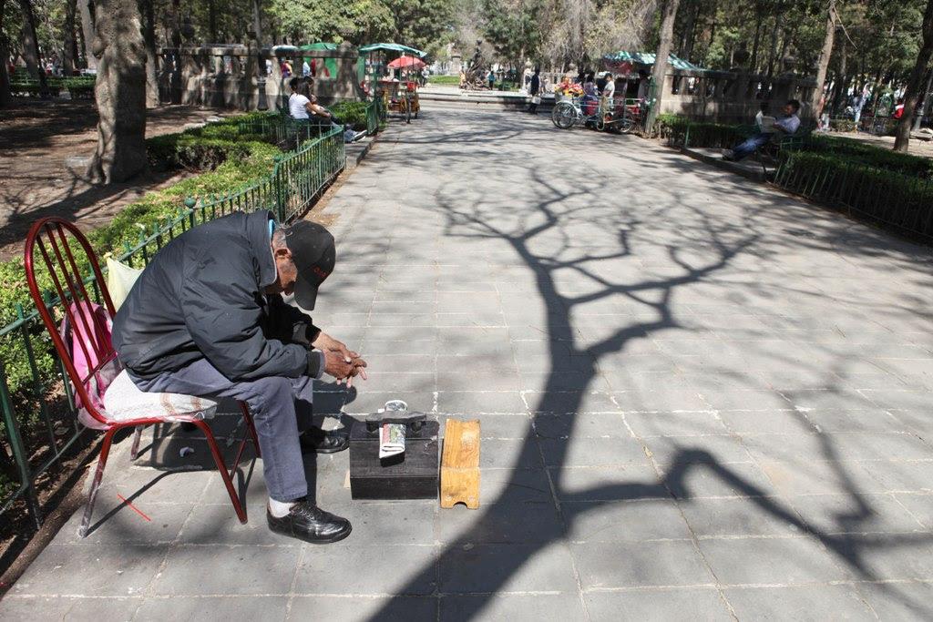 Desempleo. Imagen frecuente en el país. Foto: Benjamín Flores