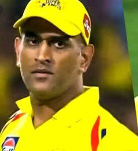 CSK vs RR IPL 2020 Mahendra Singh Dhoni Angry on Umpire