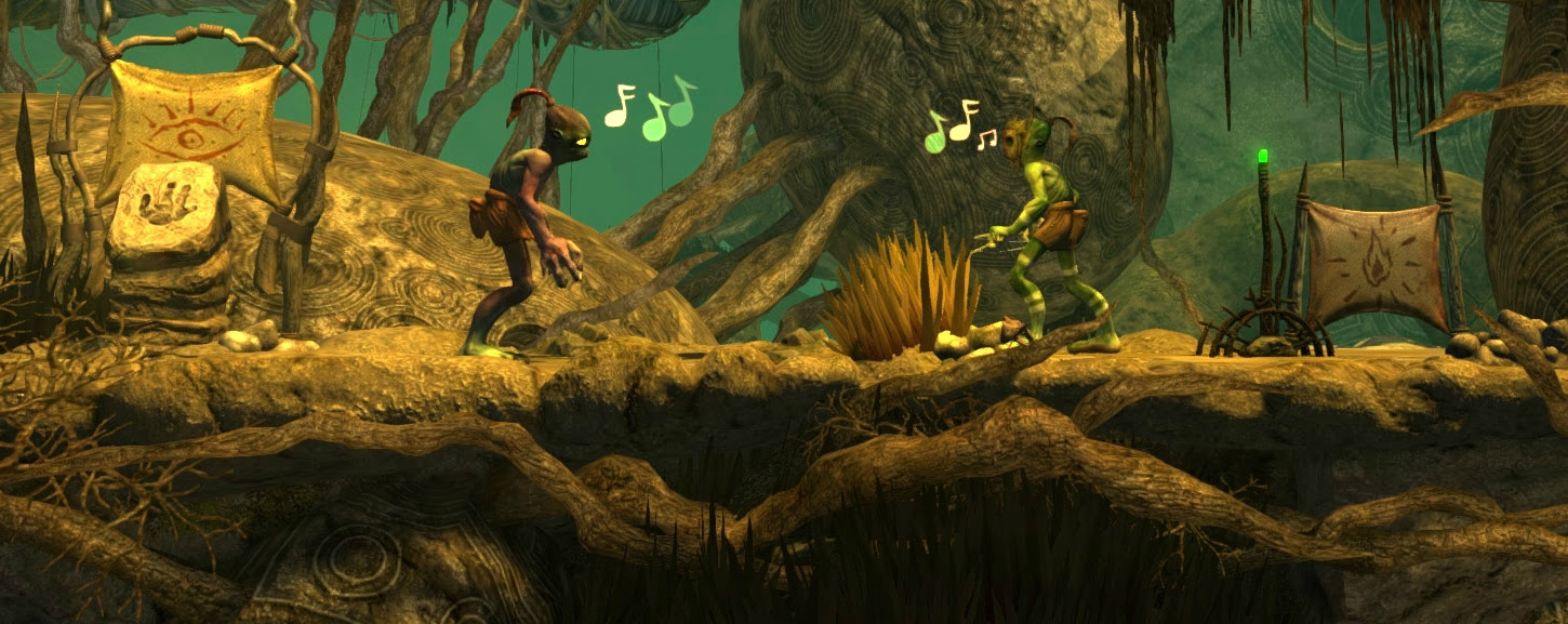 Oddworld creator calls out Nintendo's third party support, says Switch has 'no hope' screenshot