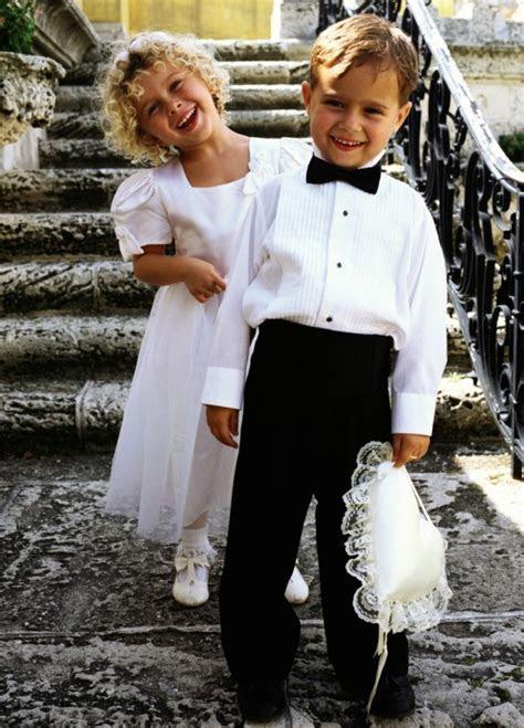 Roles for Children in Weddings   ThriftyFun