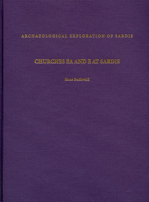 Churches EA and E at Sardis