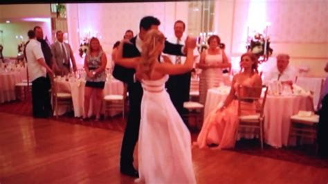 Danber's First Dance!!! Wedding Dance! Michael Bublé