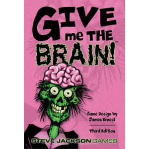 Give Me the Brain 3rd Edition