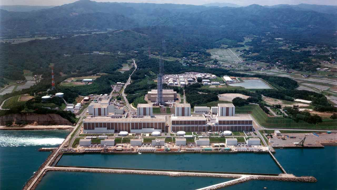 Fukushima Daini nuclear power plant. (Fukushima, Japan) Photo Credit: Tokyo Electric Power Co., TEPCO/Flickr