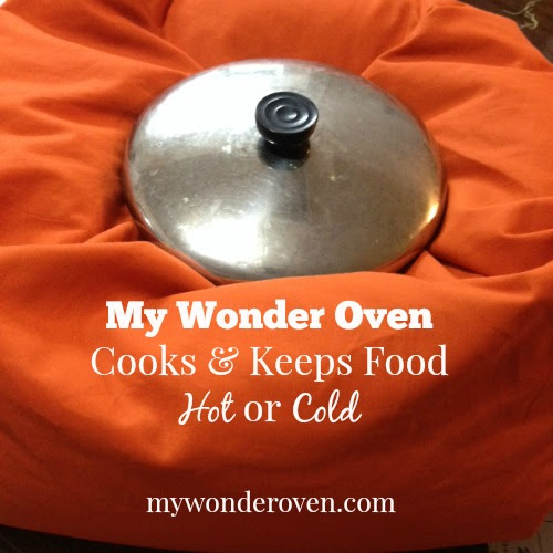 My Wonder Oven Slow Cooker Giveaway-Oct.24th-29th, 2014 by FoodStorageMoms.com