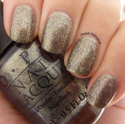 Swatches Number One Nemesis Polish Infatuated