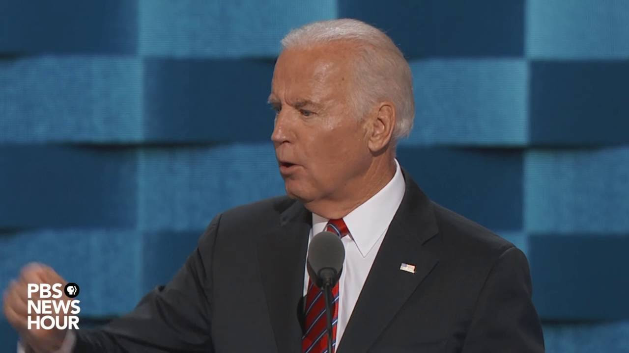 Popular Right Now l VP Joe Biden: How can there be pleasure in saying you're fired? Popular on YouTube - VP Joe Biden: How can there be pleasure in saying you're fired? via Popular Right Now By PBS NewsHour July 28, 2016 at 08:30AM
