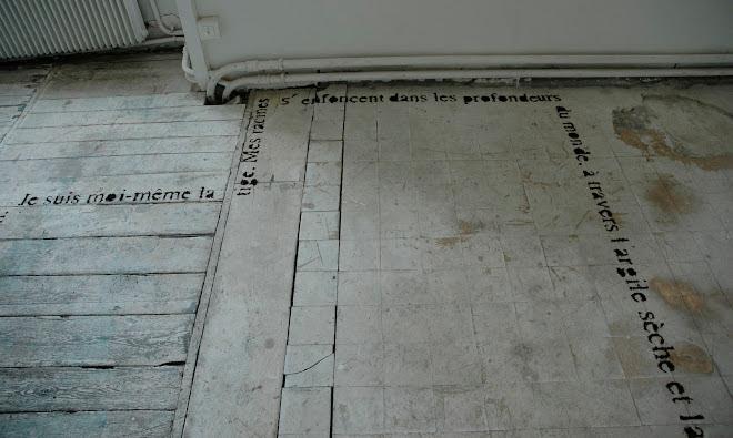 texte en terre(34m)2006