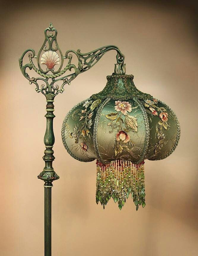 Antique lamps ♥