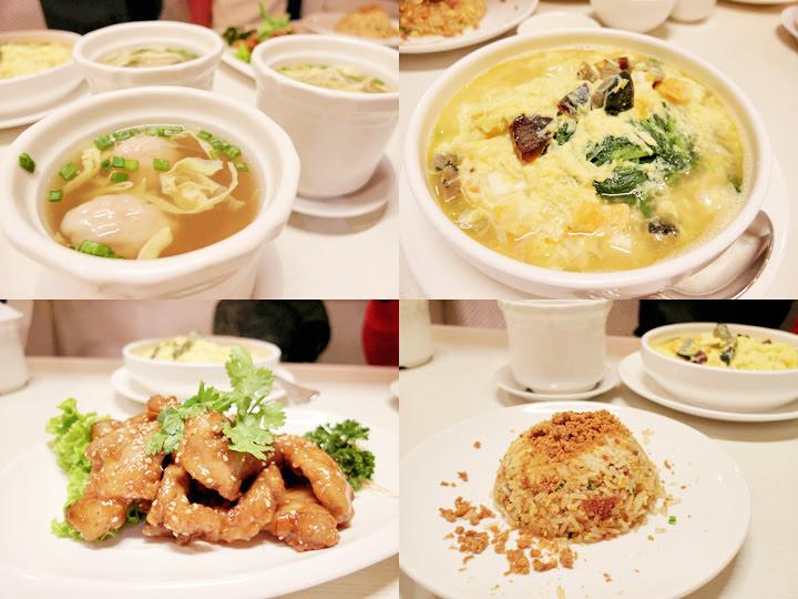 nanxiang steam bun restaurant food 2
