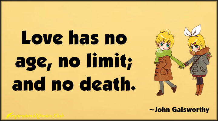 Quotes About Age Limits 40 Quotes