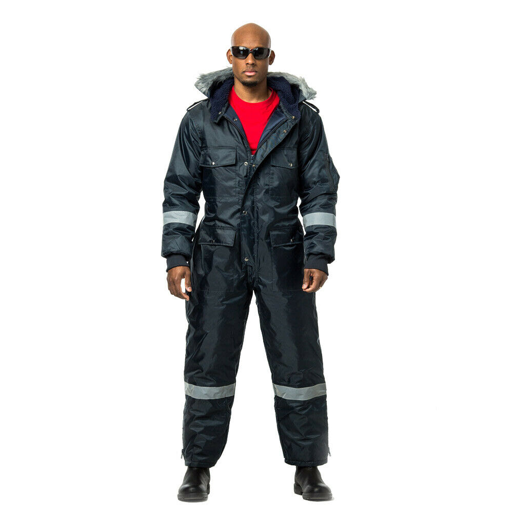 men womens idf navy blue snowsuit winter clothing ski snow