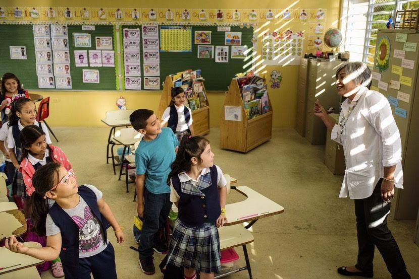 pequena escuela