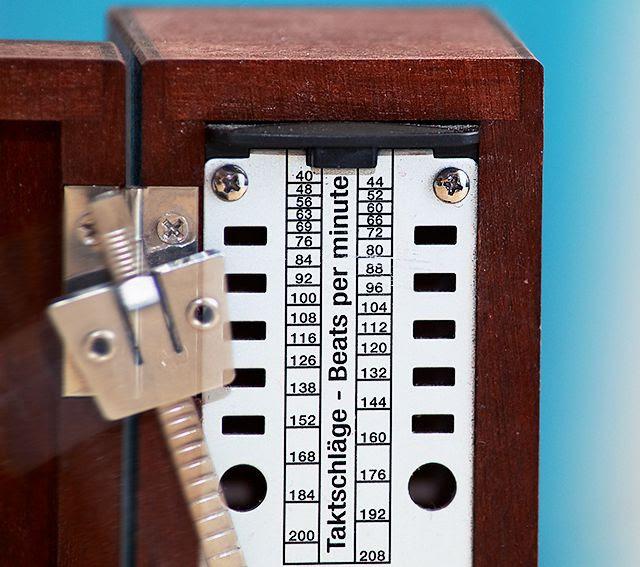Metronome detail [enlarge]