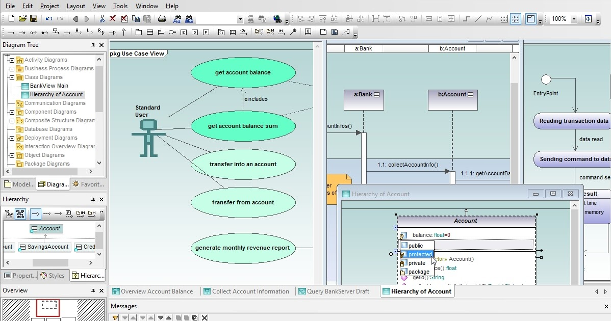 Visual Studio Generate Class Diagram - Wiring Site Resource