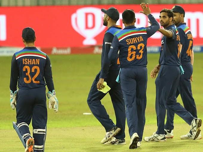 1st T20I: Suryakumar, Bhuvneshwar star in easy India victory over Sri Lanka