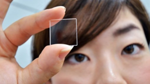 This Piece of Glass Can Store Data Forever