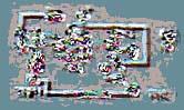 zapper gioco grafico con il circuito stampato