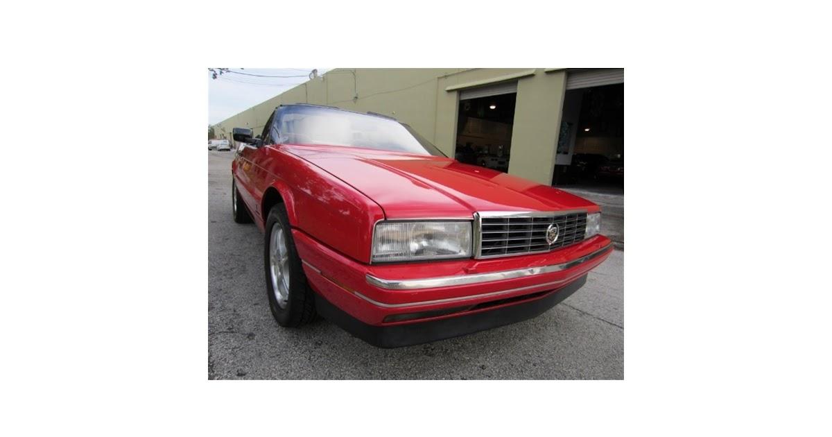 1987 Cadillac Allante Fuse Box