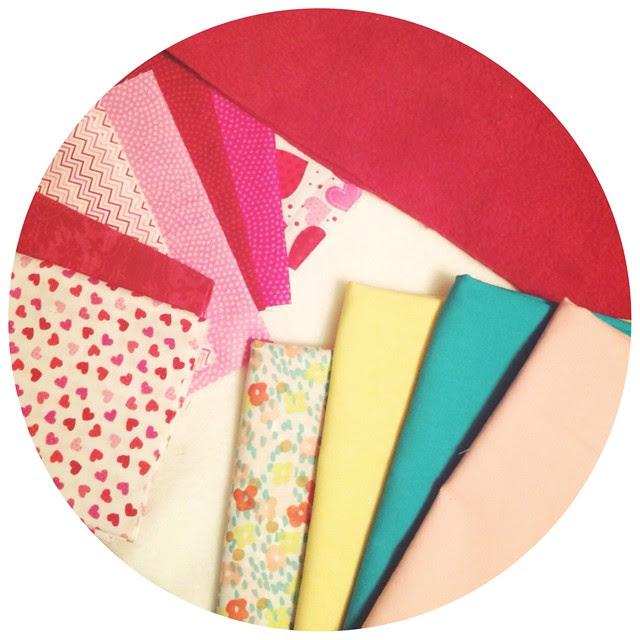 Fabrics...Just waiting...