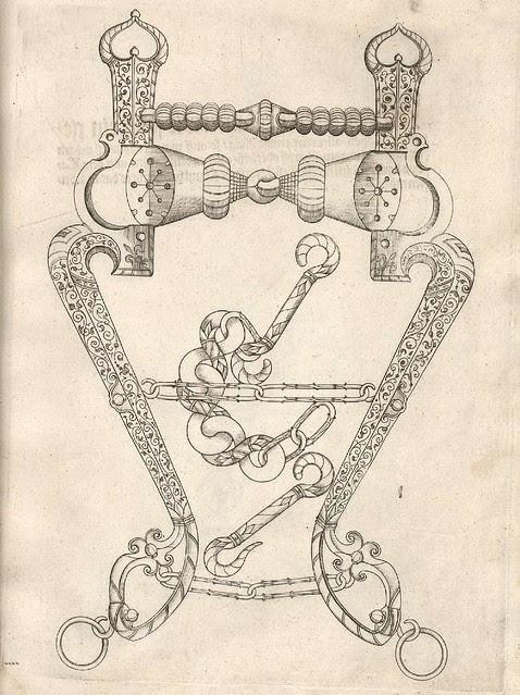 Pferdegebisse by Mang Seuter, 1614 (4)