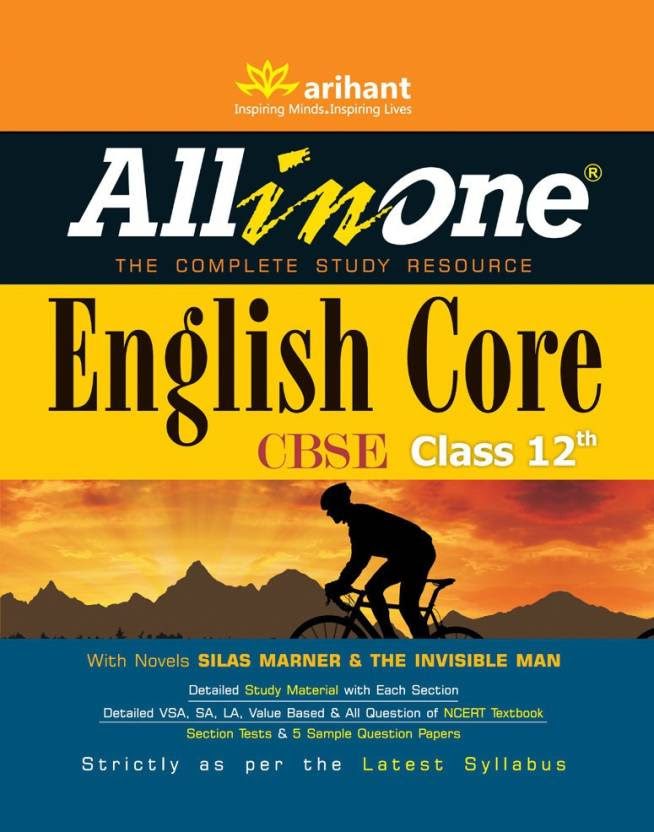 CBSE All in One - English Core Class 12 English 2nd ...