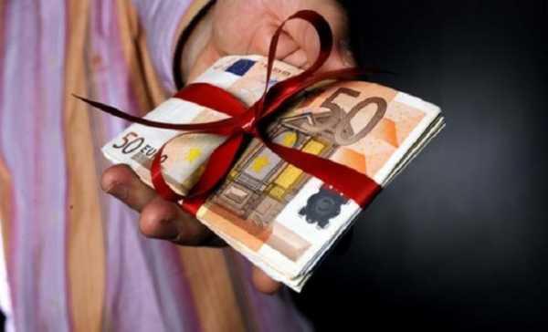 Δώρο Χριστουγέννων: Ποιοι το παίρνουν και πότε αναλυτικοί πίνακες