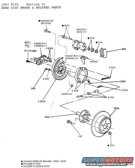F150 Brake Line Diagram - General Wiring Diagram