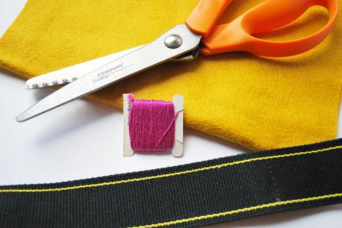 camera strap tab supplies