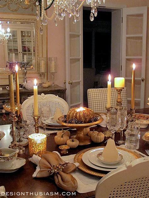 25  best Thanksgiving dinner tables ideas on Pinterest