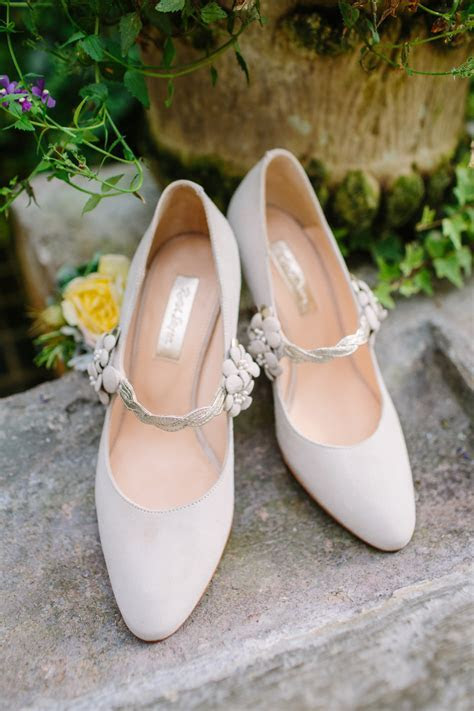 Vintage Inspired Wedding Shoes From Rachel Simpson   Love