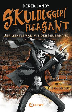 Skulduggery Pleasant – Der Gentleman mit der Feuerhand